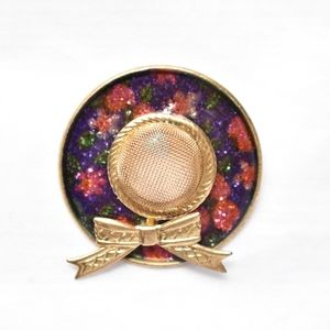 Jewelry - Vintage Hat Statement Brooch Pin